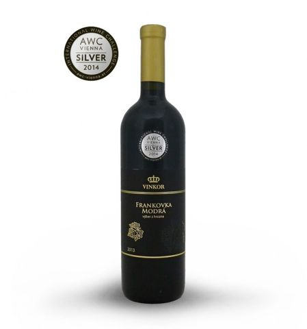 Lemberger 2013 grape selection, dry, 0.75 l