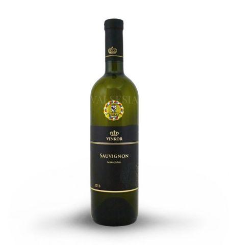 Sauvignon 2013, late harvest, dry, 0.75 l